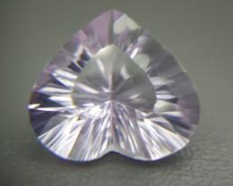 5.70 Crt Natural Amethyst Faceted Gemstone (M 25)