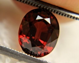 3.30 Carat Fiery Red VVS Spessartite Garnet - Gorgeous