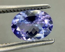 Natural Tanzanite Awesome Color and Luster Gemstone A5
