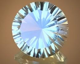 6.77ct Prasiolite - Green Amethyst -  Fantastic No Reserve Auction