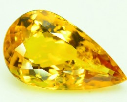 GiL Certified 5.0 ct Heliodor Crimson Yellow