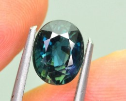GiL Certified 2.77 ct Natural Blue Sapphire sku.2
