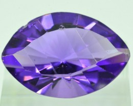 8.41 Ct Natural Untreated Fancy Cut Amethyst