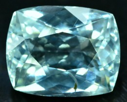 6.05 cts Natural Aquamarine Gemstone from Pakistan