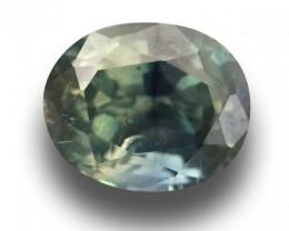 Natural Unheated Green Sapphire |Loose Gemstone|New| Sri Lanka