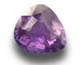 Natural Unheated Violet Sapphire |Loose Gemstone|New| Sri Lanka