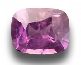 Natural Pink sapphire|Loose Gemstone|Certified|Ceylon-NEW