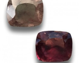 Natural Colour Changing Garnet|Loose Gemstone|New| Sri Lanka