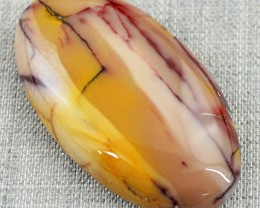 Genuine 47.80 Cts Oval Shape Mookaite Cab