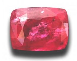 Natural Pinkish Red ruby  Loose Gemstone New  Sri Lanka