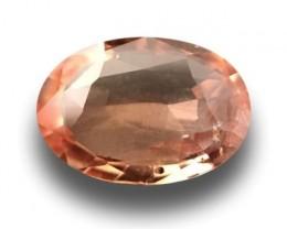 Natural Padparadscha|Loose Gemstone| Cerfified| Sri Lanka - New