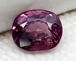 0.65CT SPINEL OVAL CUT BEST QUALITY GEMSTONE IGC19