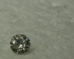 0.22 ct diamond G SI2