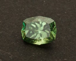 2.06 ct DEMANTOID GARNET - MASTER CUT!
