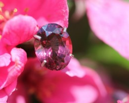 2.80 ct gem spinel from tanzania.