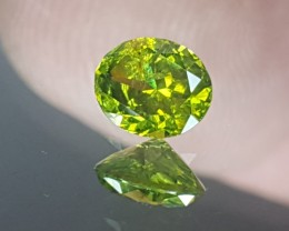 .82ct Russian Demantoid Garnet