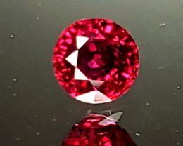.54ct Round Burma Ruby
