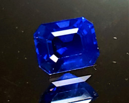 1.00ct Cornflower Blue Sapphire