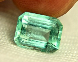 2.85 Carat Columbian Emerald - Superb