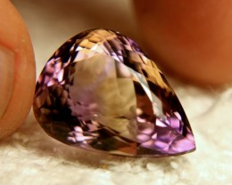 20.26 Carat VVS1 Natural South American Ametrine - Superb