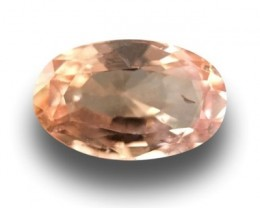 Natural Pink Orange padparadscha |Loose Gemstone|Certified| Sri Lanka