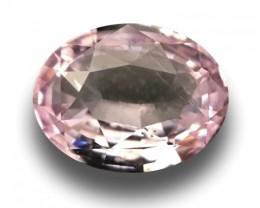 Natural Pale Pink Sapphire | Loose Gemstone | Sri Lanka - New