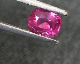 Natural Pink Purple Sapphire | Loose Gemstone | Sri Lanka - New