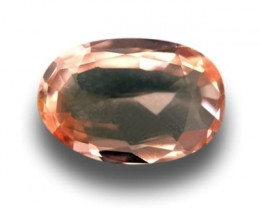 Natural Pinkish orange Padparadscha |New Certified| Sri Lanka