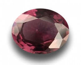 Natural purple spinel |Loose Gemstone|New Certified| Sri Lanka