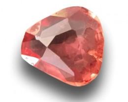 Natural Orange Pink padparadscha  Loose Gemstone New  Sri Lanka