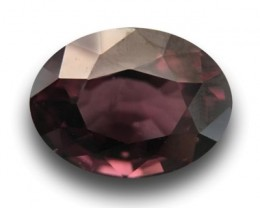Natural purple Spinel |Certified | Loose Gemstone | Sri Lanka - New