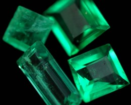 0.45 Cts Australian Curlew Mine Emerald PARCEL  PPP1304