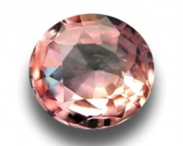 Natural Pink orange padparadscha |Loose Gemstone|New| Sri Lanka
