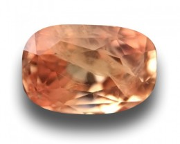 Natural Orange sapphire |Loose Gemstone|New - Sri Lanka