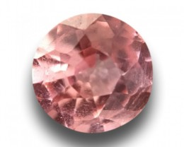 Natural Orange Pink padparadscha |Loose Gemstone|New| Sri Lanka
