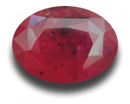Natural Red ruby |Loose Gemstone|New| Mozambique
