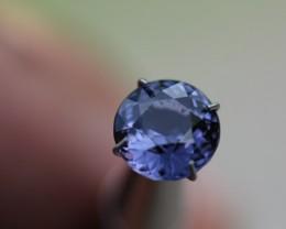 3.25 cts blue color change spinel Sri Lanka.