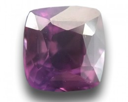 Natural purple sapphire |Loose Gemstone|New Certified| Sri Lanka