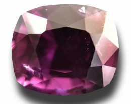 Natural deep purple sapphire |Loose Gemstone|New Certified| Sri Lanka
