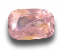 Natural Padparadscha 1.34 cts Natural CEYLON Sapphire
