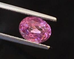 Natural purple Sapphire  Certified   Loose Gemstone   Sri Lanka - New