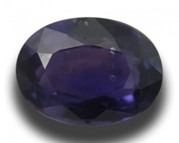Natural Unheated Purple Sapphire | Sri Lanka - New