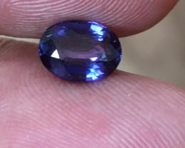 Natural Unheated Purple Sapphire   Sri Lanka - New