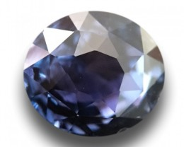 Natural deep purple sapphire |Loose Gemstone|New| Sri Lanka