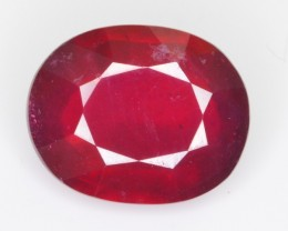 6.25 CT NATURAL BEAUTIFUL RUBY GEMSTONE