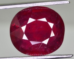 7.95 Ct Gorgeous Quality Natural African Ruby