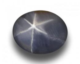Natural Light Blue star Sapphire |Loose Gemstone|Certified| Sri Lanka