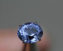3.05 Ct blue color change spinel.