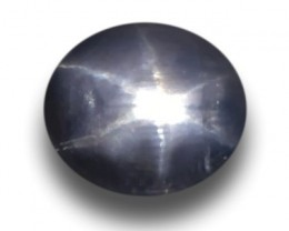 Natural Light Blue star sapphire |Loose Gemstone|New| Sri Lanka