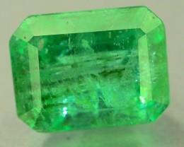 1.50 ct Natural Green Emerald~Zambian